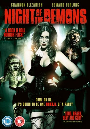 Ночь демонов / Night of the Demons (2009)
