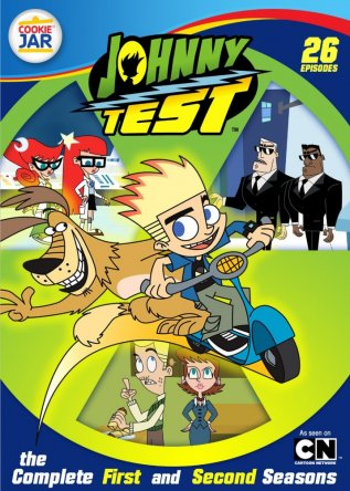 Джонни / Тест Johnny Test (Сезон 1-6) (2005-2013)