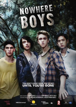 Потерянные / Nowhere Boys (Сезон 1-2) (2013-2014)