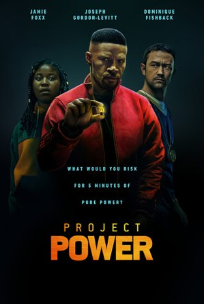 Проект Power / Project Power (2020)