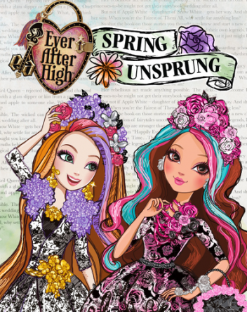 Школа Эвер Афтер / Ever After High (Сезон 1-4) (2013-2016)