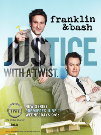 Франклин и Баш (Компаньоны) / Franklin & Bash (Сезон 1-3) (2011-2013)