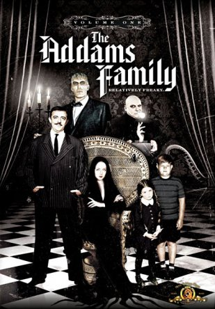 Семейка Аддамс / The Addams Family (Сезон 1-2) (1964–1966)