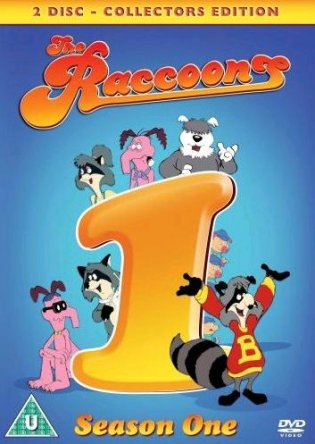 Еноты / The Raccoons (Сезон 1-5) (1985–1992)