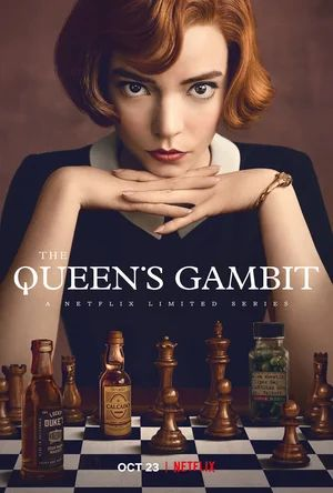 Ход королевы / The Queen's Gambit (Сезон 1) (2020)