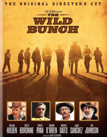 Дикая банда / The Wild Bunch (1969)