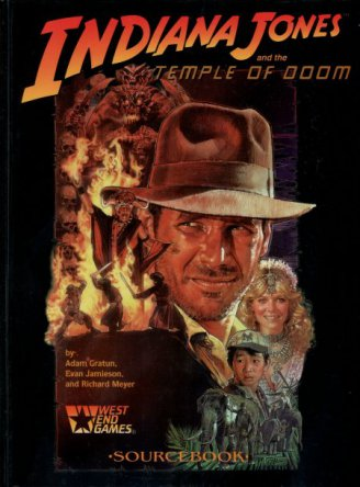Индиана Джонс и Храм судьбы / Indiana Jones and the Temple of Doom (1984)
