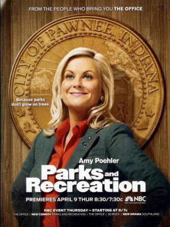 Парки и зоны отдыха / Parks and Recreation (Сезон 1-6) (2009-2014)
