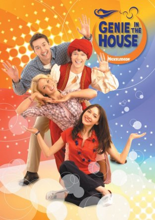 Джинн в доме / Genie in the House (Сезон 1-3) (2006-2009)