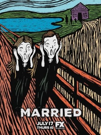 В браке / Married (Сезон 1) (2014)